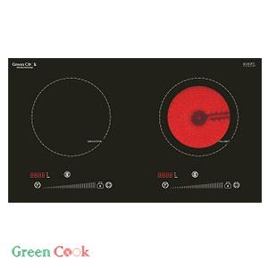 Bếp từ - hồng ngoại Green Cook GC-H9