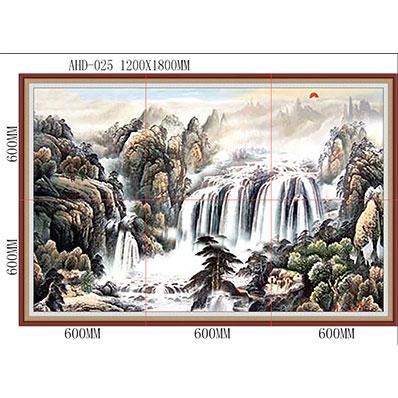 Gạch tranh trang trí HD 022