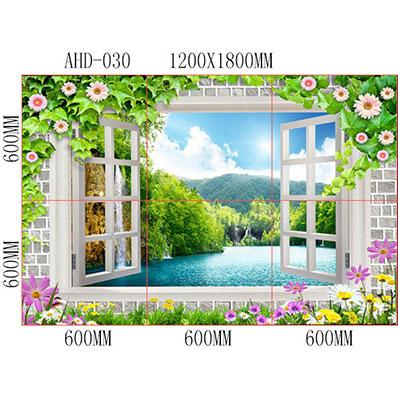 Gạch tranh trang trí HD 023