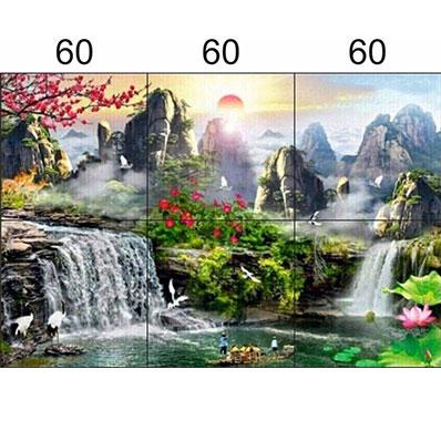 Gạch tranh trang trí HD 038