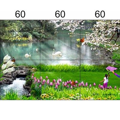 Gạch tranh trang trí HD 040