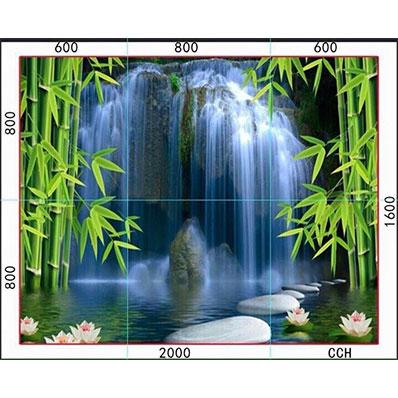 Gạch tranh trang trí HD 064