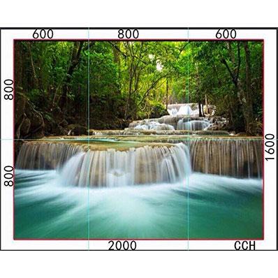 Gạch tranh trang trí HD 065