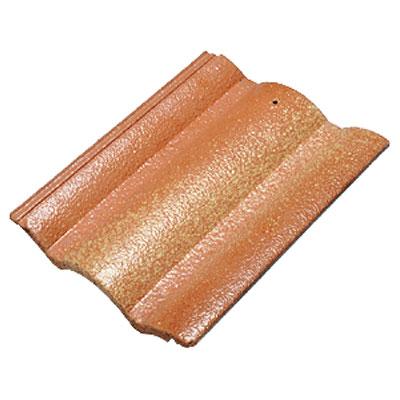 Ngói màu dạng sóng SCG Gold Flashed