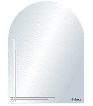 Gương phòng tắm Hobig HB3-002 (50x70)