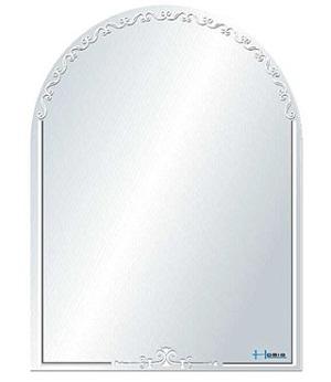 Gương phòng tắm Hobig HB5-004 (45x60)