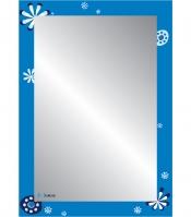 Gương phòng tắm Hobig tráng bạc HB1 - 730