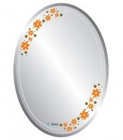 Gương phòng tắm Hobig tráng bạc HB1-904