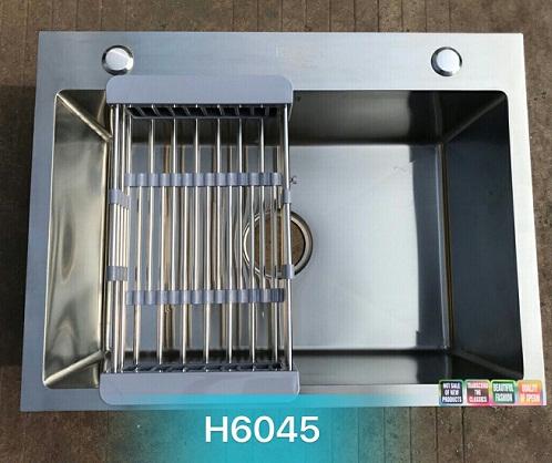 Chậu rửa bát Korea TP-H-6045