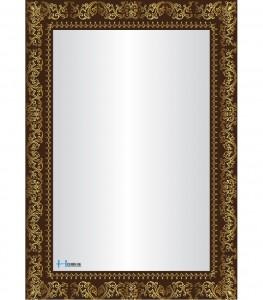Gương phòng tắm Hobig tráng bạc HB1-739