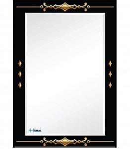 Gương phòng tắm Hobig tráng bạc HB1-759