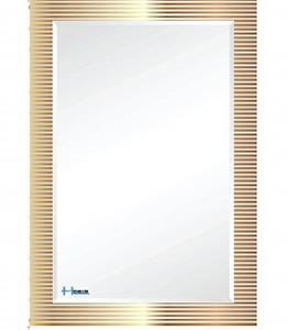 Gương phòng tắm Hobig HB1-765 (50x70)