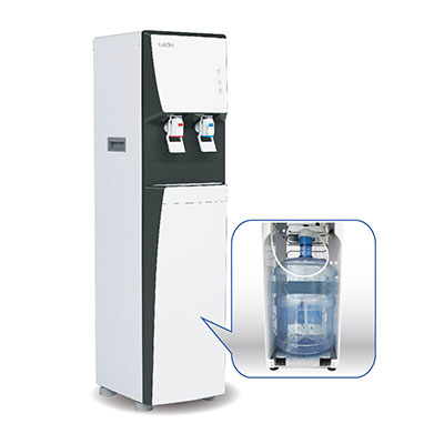 Cây lọc nước nóng lạnh Karofi HCV151-WH