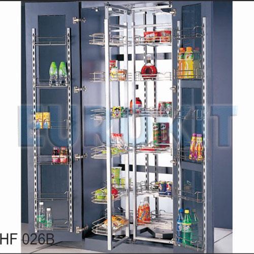 Tủ kho cánh mở 2 bên 6 tầng Eurokit HF 026B