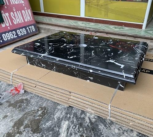Mặt bàn đá chậu rửa lavabo HM-7050-2