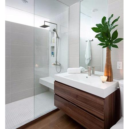 Tủ chậu lavabo may đo vân gỗ nhựa Picomat HMT-100