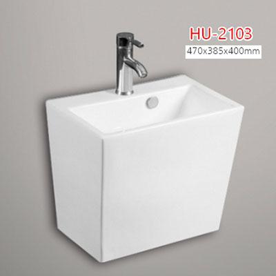 Chậu rửa lavabo Samwon HU2103