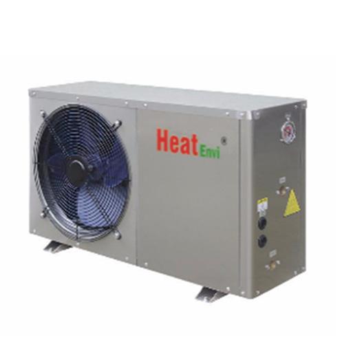 Máy bơm nhiệt tạo nước nóng giải nhiệt gió HeatEnvi EV3.5
