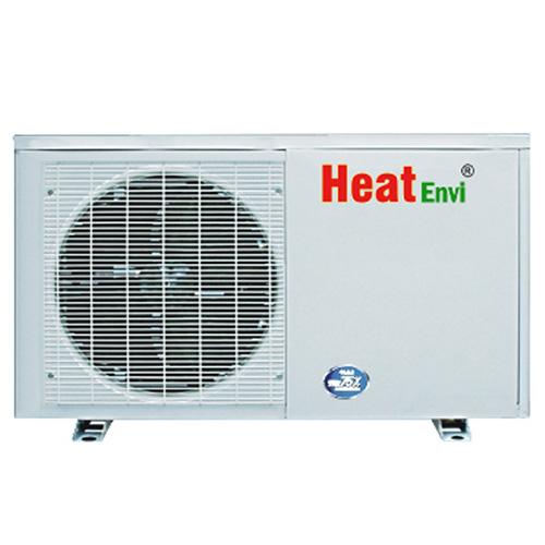 Máy bơm nhiệt tạo nước nóng giải nhiệt gió tôn sơn tĩnh điện HeatEnvi EV3.5