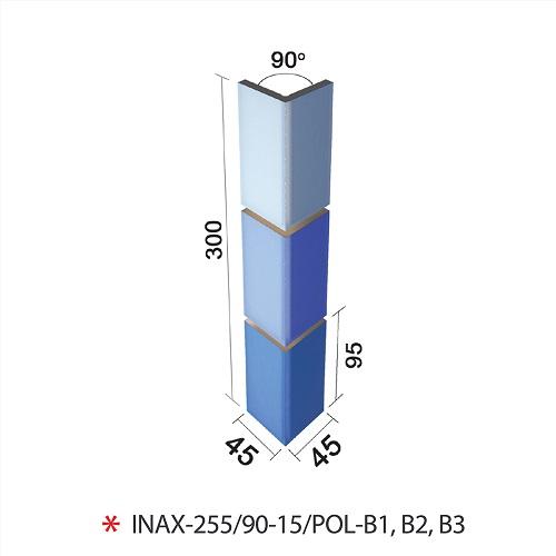 Gạch bể bơi INAX-255-90-15-POL-B1, B2, B3