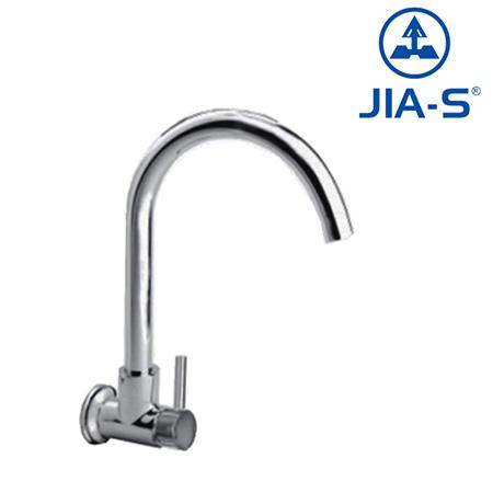 Vòi rửa bát nước lạnh gắn tường JIA-S JA603