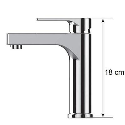 Vòi chậu lavabo Daeshin KFL-1017