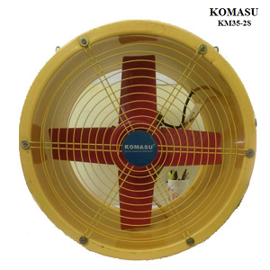 Quạt thông gió siêu công nghiệp Komasu KM35-2S