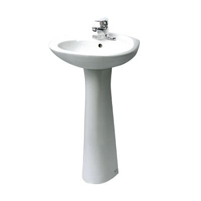Chậu rửa lavabo Inax L-284V-L-284VD