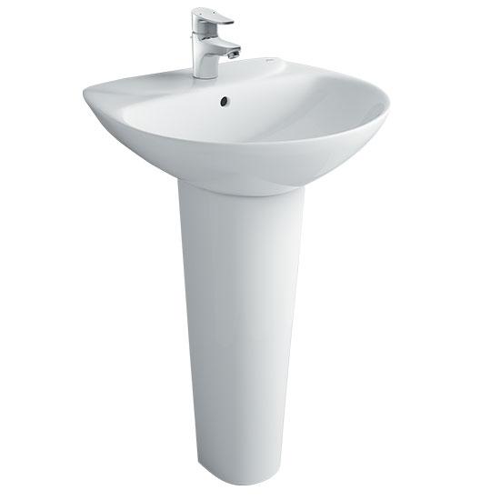 Chậu rửa lavabo Inax L-288V-L-288VD