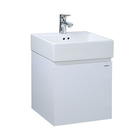 Chậu lavabo và tủ treo Caesar L5261-EH05261A