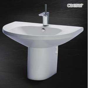 Chậu rửa lavabo Caesar L2270 + PF2470