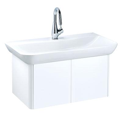 Chậu lavabo và tủ treo Caesar LF5376-EH071V