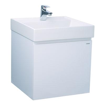 Chậu lavabo và tủ treo Caesar LF5380-EH051V