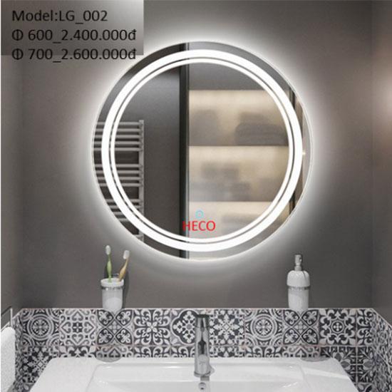 Gương đèn led Heco LG-002