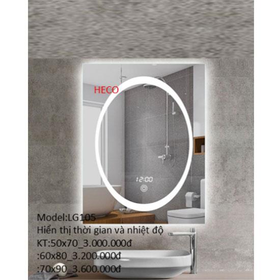 Gương đèn led Heco LG-105