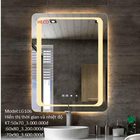 Gương đèn led Heco LG-106