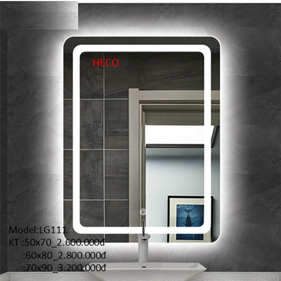Gương đèn led Heco LG-111