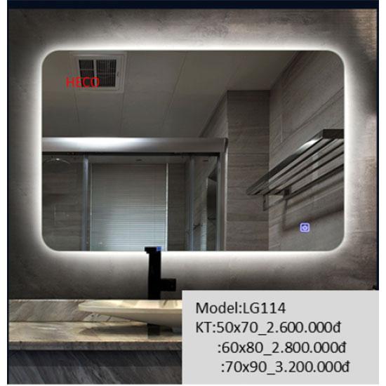 Gương đèn led Heco LG-114
