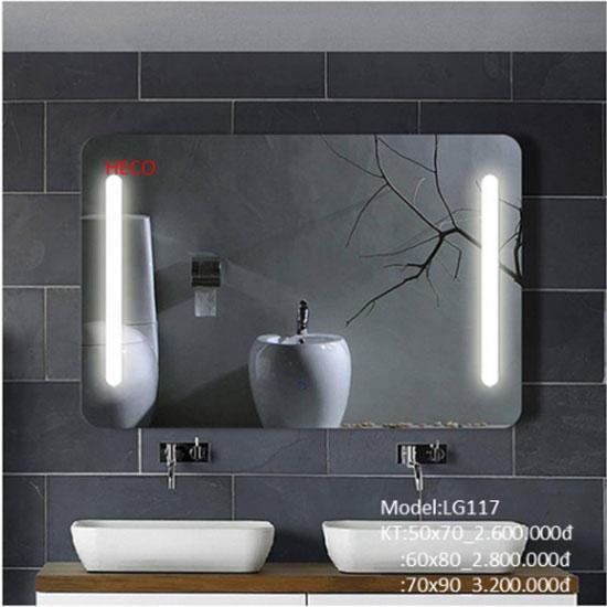 Gương đèn led Heco LG-117