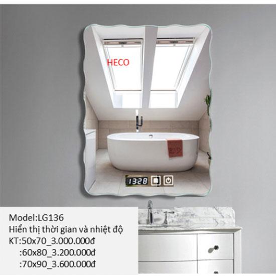 Gương đèn led Heco LG-120-1
