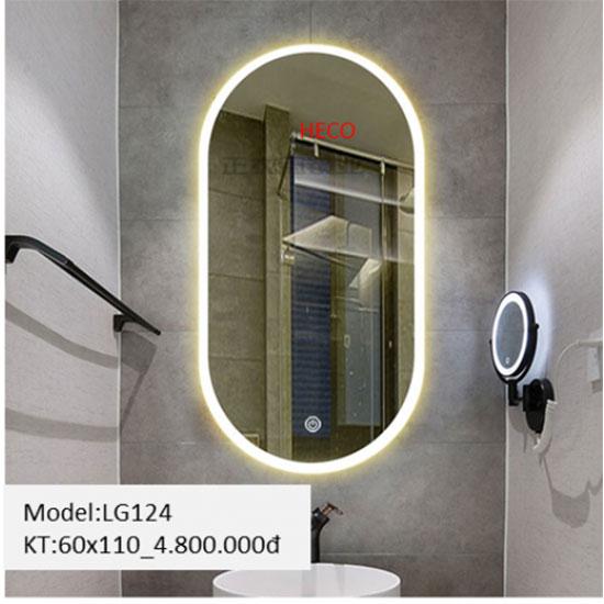Gương đèn led Heco LG-124