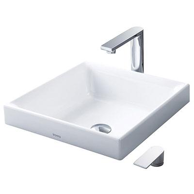 Chậu rửa lavabo TOTO LW1714B-XW