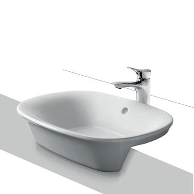 Chậu rửa lavabo TOTO LW198B#XW