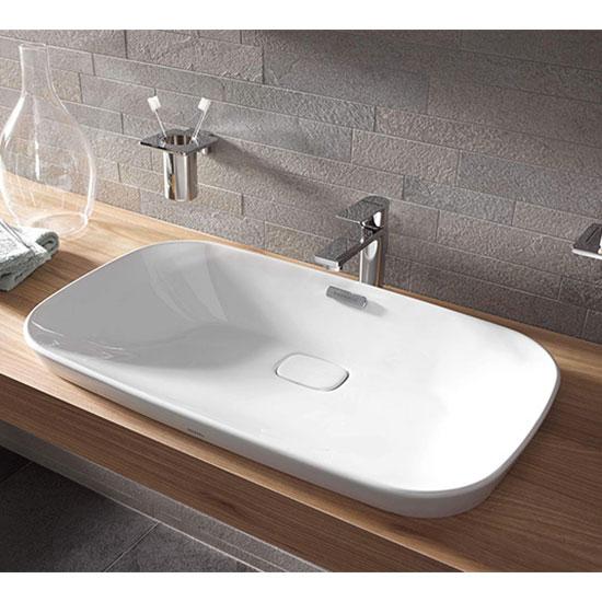 Chậu rửa lavabo TOTO LW3716HB-XW