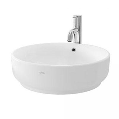 Chậu rửa lavabo TOTO LW895JW-F-W