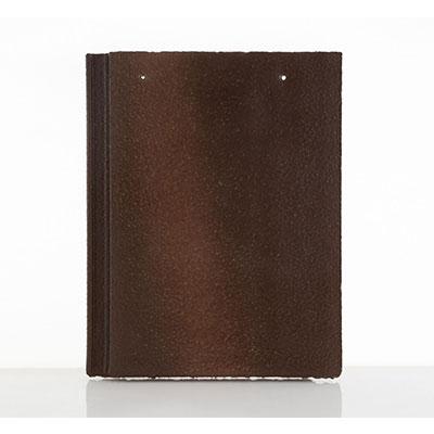 Ngói màu dạng phẳng SCG Log Brown