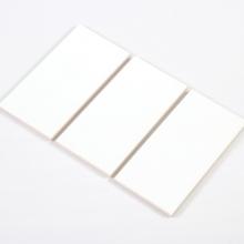 Gạch thẻ ốp tường màu trắng mờ men khô 100x200 M1200Y