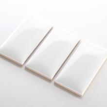 Gạch thẻ ốp tường trắng bóng bánh mỳ 75x150 M751500P