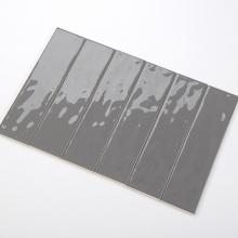 Gạch thẻ ốp tường khuôn xám đậm bóng 75x300 M75304H