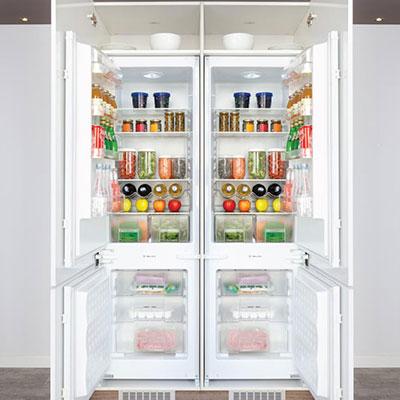 Tủ lạnh lắp âm Malloca MDRF225WBI
